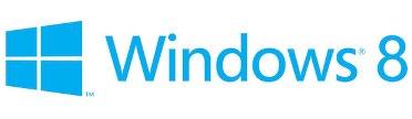 Avvio pulito - Logo di windows 8, il nuovo sistema operativo di windows
