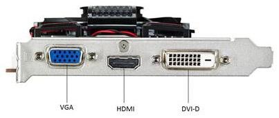Tipi di porte per monitor: vga, hdmi e dvi