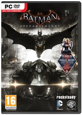 Batman: Arkham Knight, requisiti pc