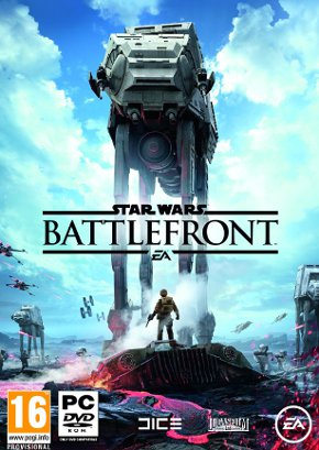 Star Wars Battlefly - copertina