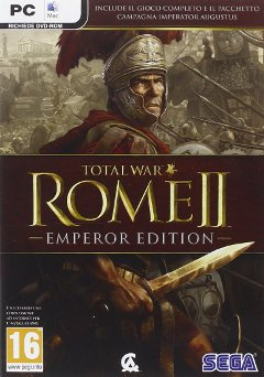 Total War Rome 2 Emperor Edition requisiti pc