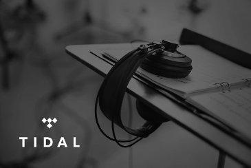 Tidal - Ascolto musica di qualità