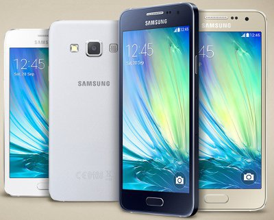 Samsung Galaxy A3 - miglior smartphone 2015