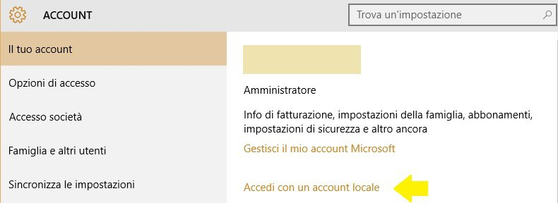 come disattivare la password di windows 10 - 2