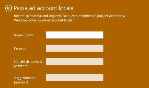 come disattivare la password di windows 10 - 3